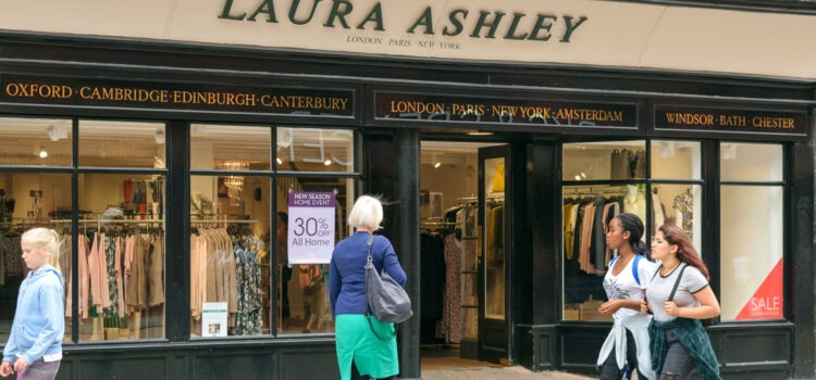 Laura Ashley Pension Update