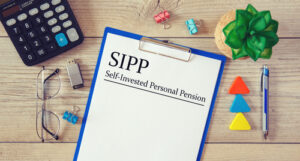 SIPP taking notes about pensions