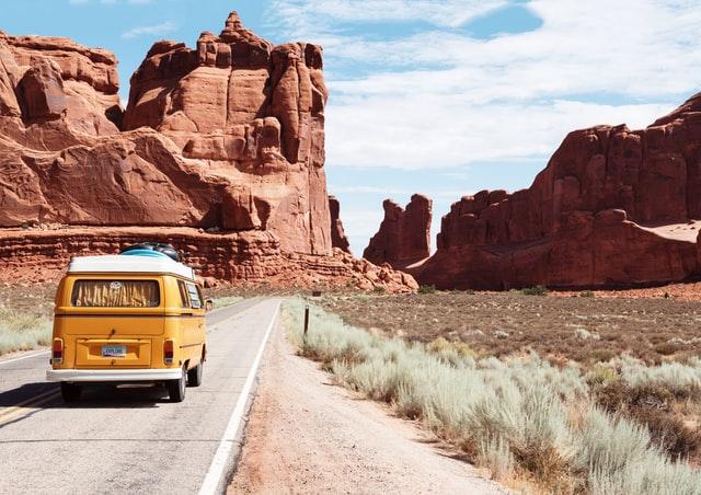 american roadtrip retirement