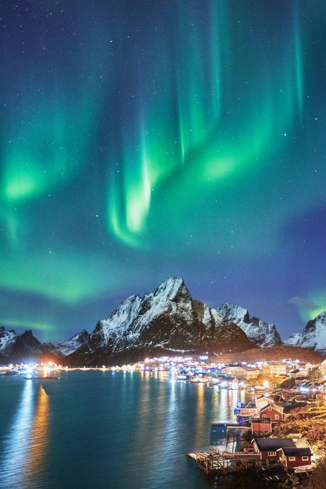 northern lights retirement travel