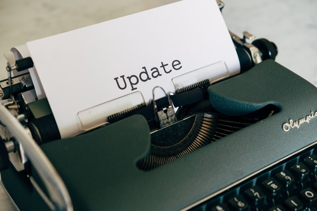 update to pension scheme database