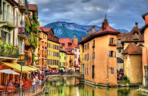 annecy for retirement