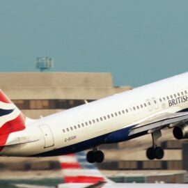 British Airways pension scheme