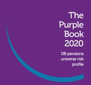 Purple book pension