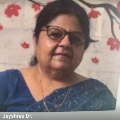 Dr. Jaishree Aggarwal