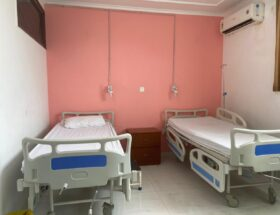 Inpatient Twin Sharing Room