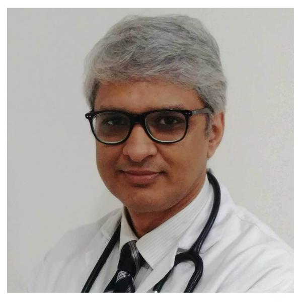 DR. VIVEK CHATURVEDI