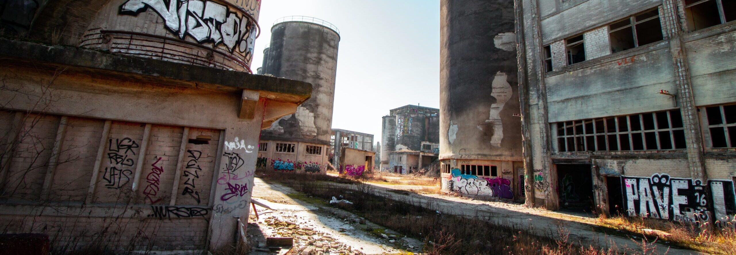 Factory in Berlin, Germany