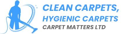 Carpet Matters Ltd - Carpet Cleaning Leeds logo