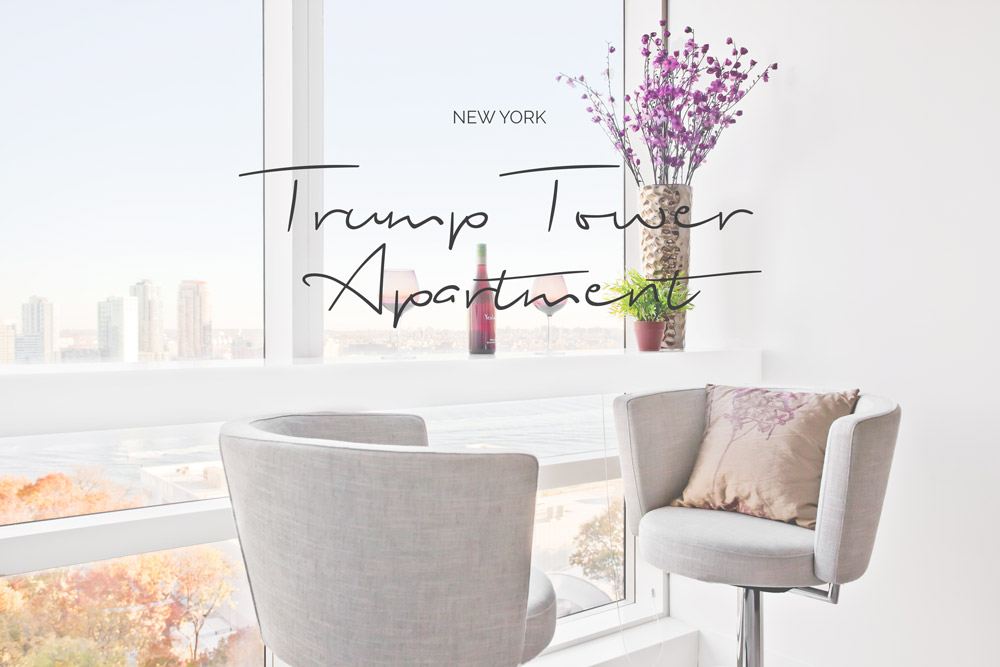 New York - Trump Tower apartment