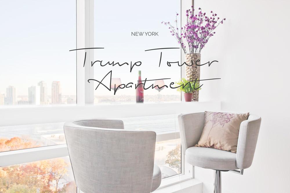 New York - Trump Tower apartment