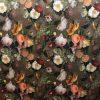 Velvet Fabric Spring Garden Small