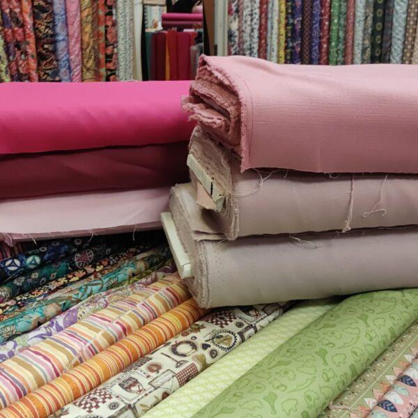 Cotton Canvas Plain Colors