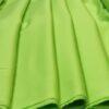 Cotton Canvas Neon Green