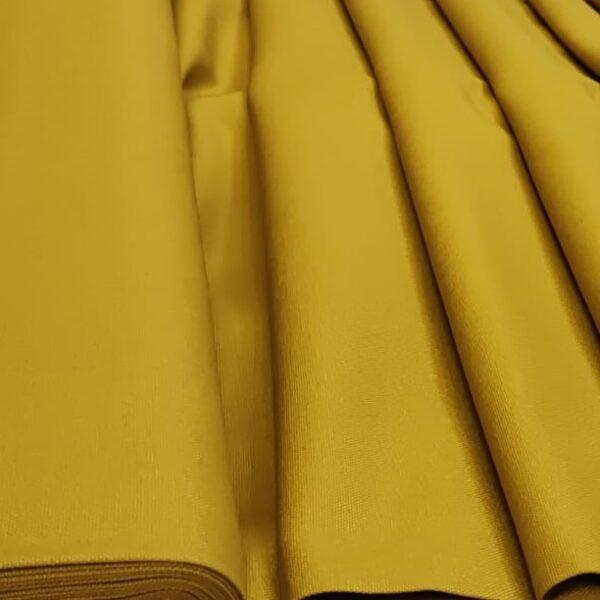 Cotton Canvas Gold
