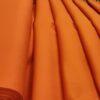 Cotton Canvas Deep Orange