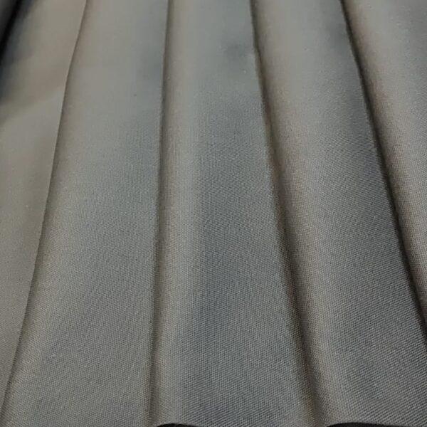 Cotton Canvas Charcoal
