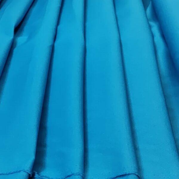 Cotton Canvas Blue
