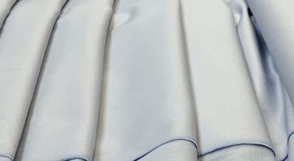 Cotton Canvas Powder Blue