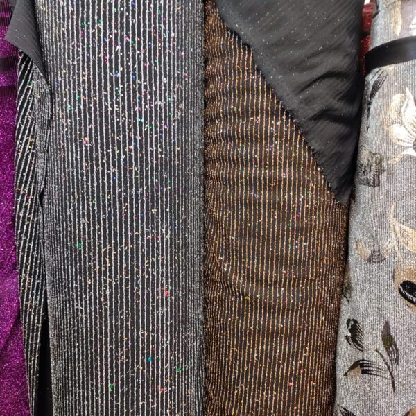 Power Mesh with Sequin