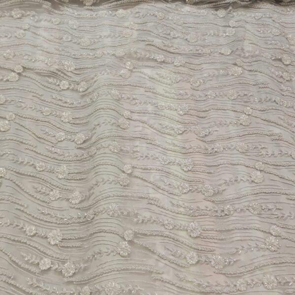Bridal Lace White