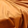 Plain Velvet Terracotta
