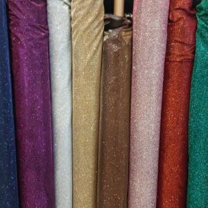Sparkle Jersey Fabric