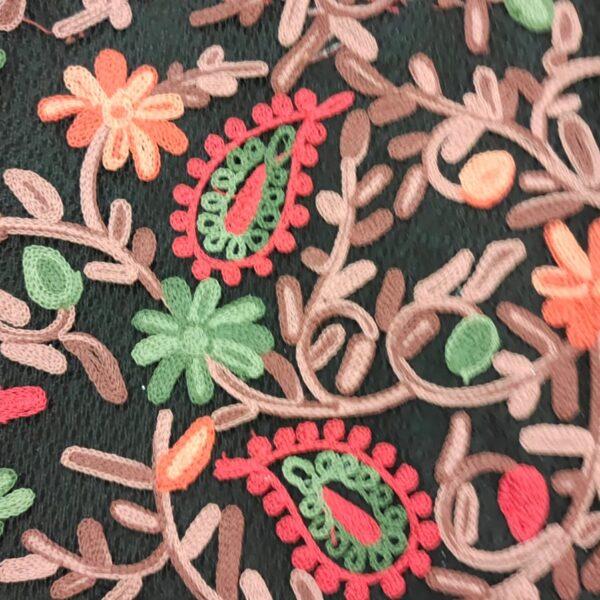 Kerman Garden Tulle Fabric