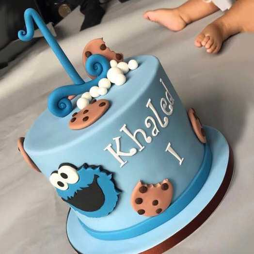 birthday cake review from Ibrahim Alarifi london
