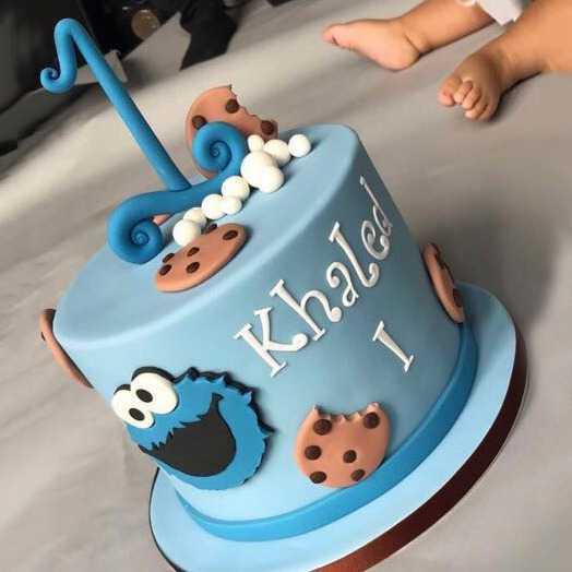 birthday cake review from Ibrahim Alarifi london
