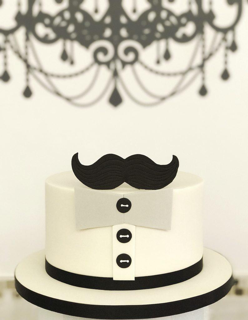 luxury celebration cake