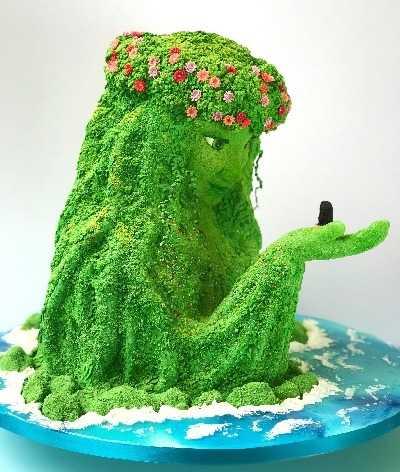 novelty cake London show-piece