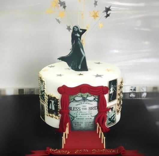 celebration cakes in london
