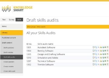 KnowledgeSmart User Profile My Teams