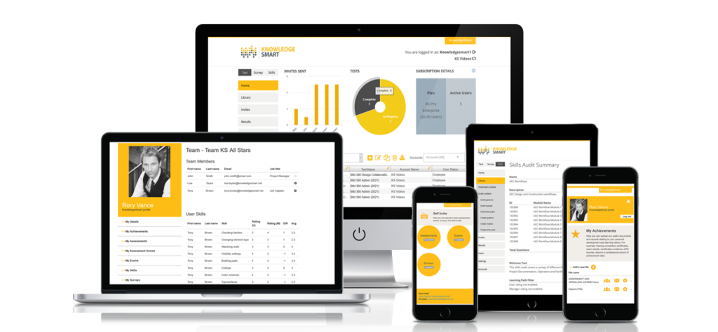 KnowledgeSmart Responsive Header 2020
