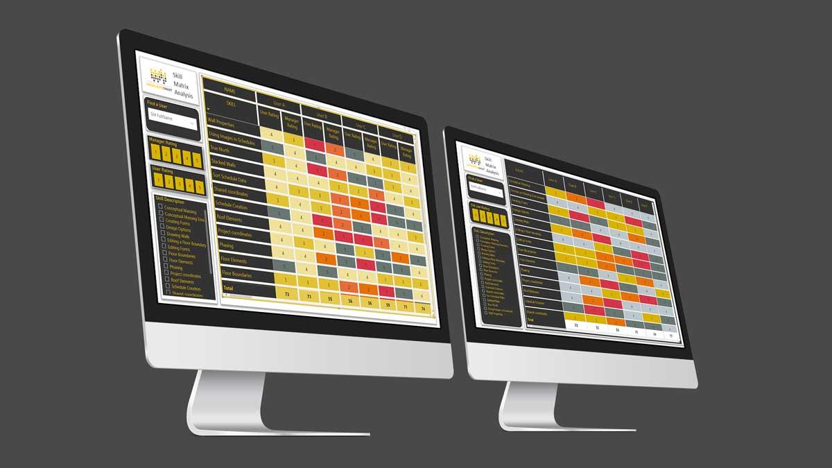 KnowledgeSmart-Skills-Audit-Survey-Data-Visualisation