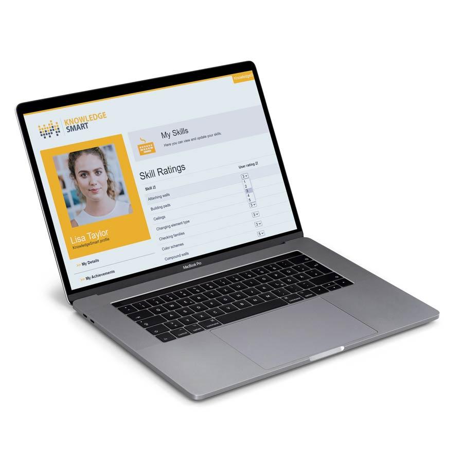 KnowledgeSmart-User-Profile-Showing-Skill-Ratings-Macbook-900-Web