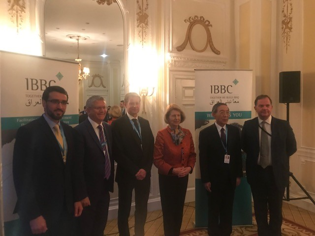 IBBC celebrates 10 years at conservative conference. Photo-1