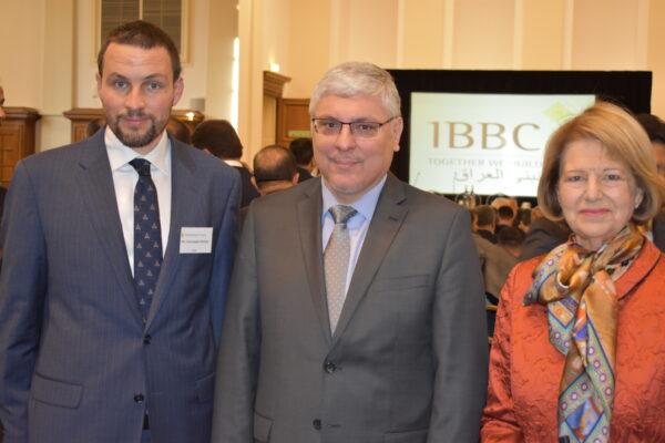 Iraq Business Forum The Central Hall Westminster, Storey's Gate, SW1H 9N CMBNoWIraqi-Ambassdor-600x400