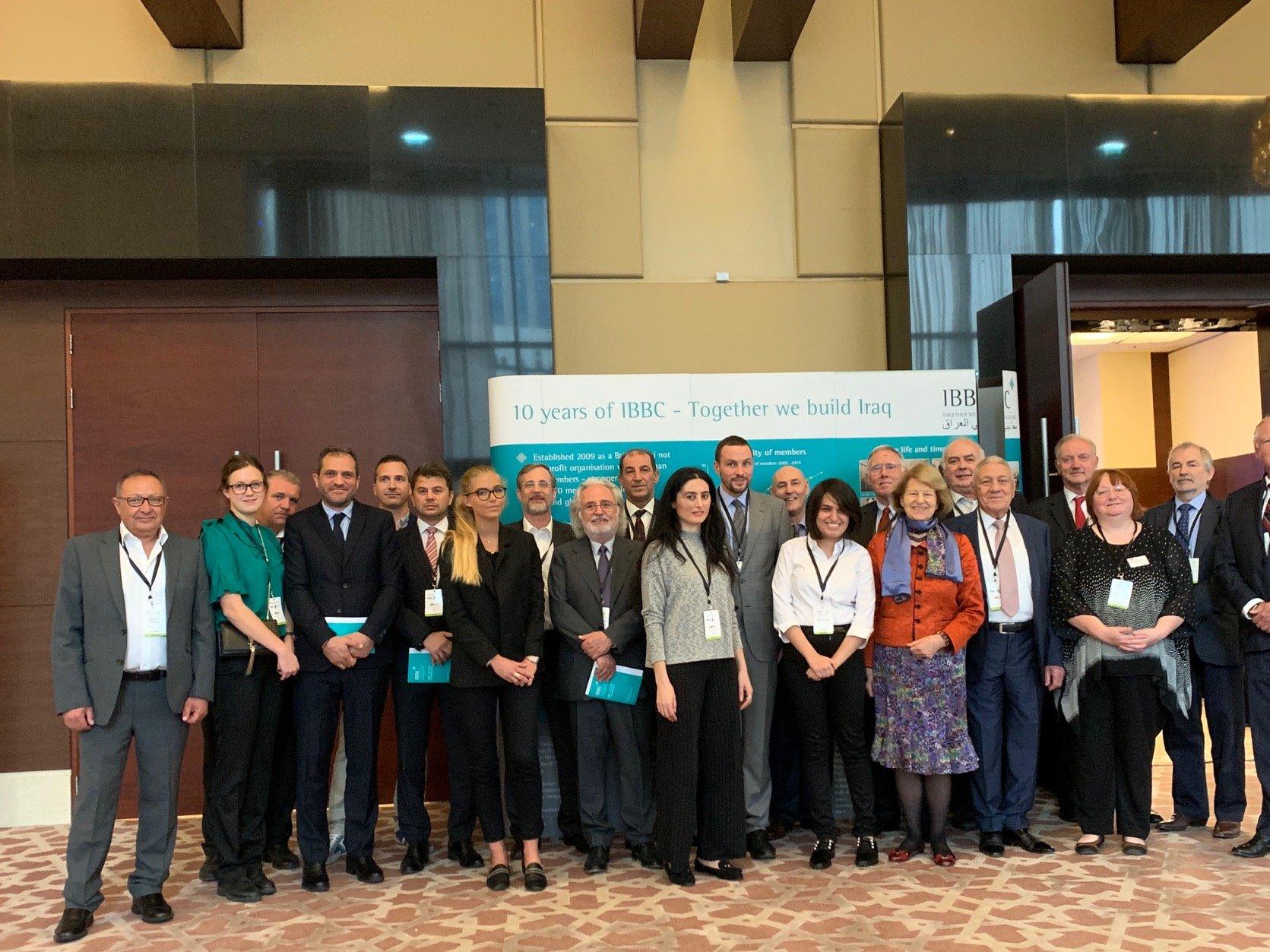 IBBC Autumn Conference in Dubai Group-image
