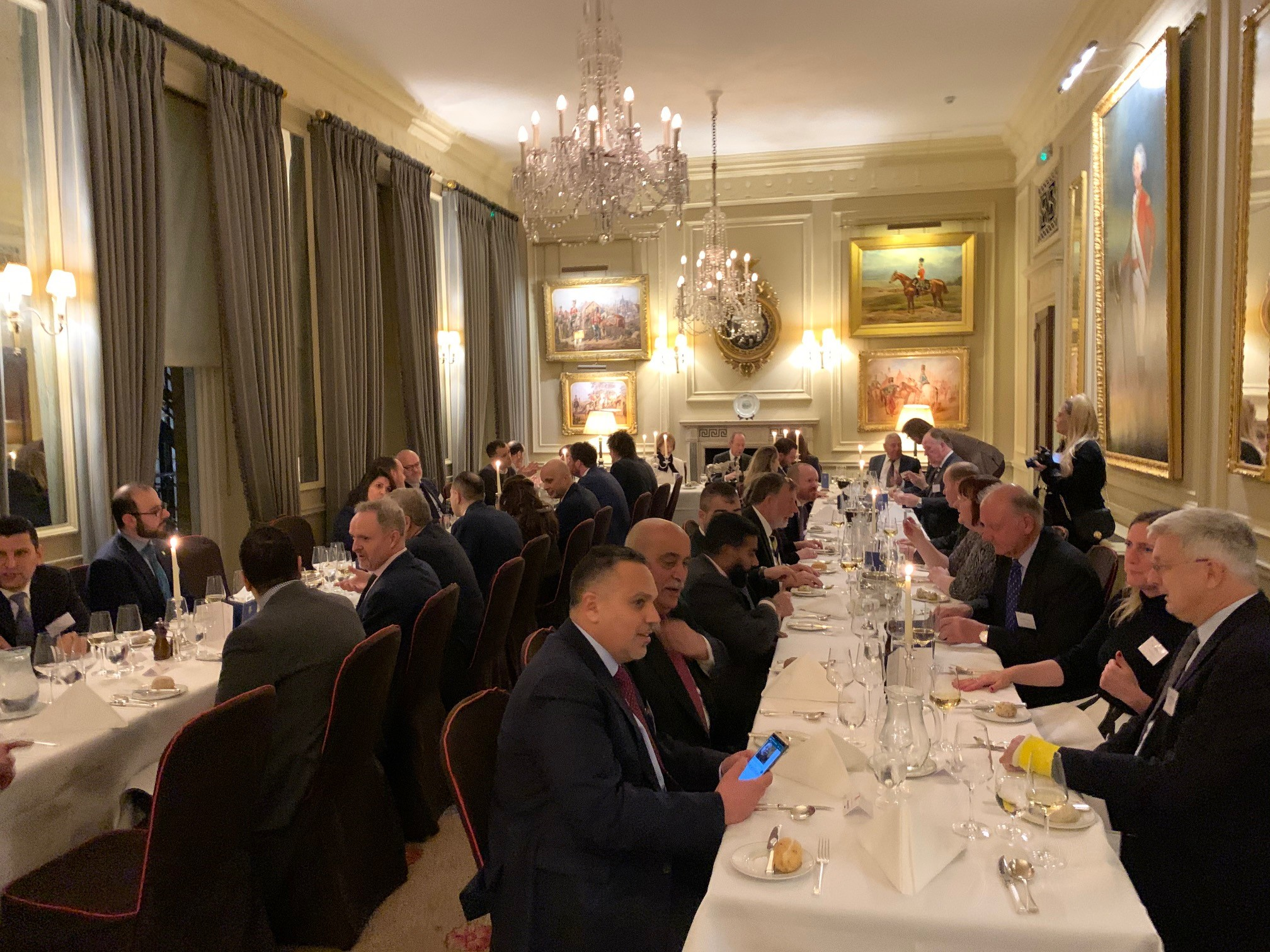 IBBC hold Council Meeting, Sector roundtables, Reception & Dinner for Members on 28 and 29 January Photo-4