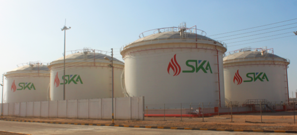 SKA Energy Keeps Iraq's Essential Fuels Flowing Photo1-600x273