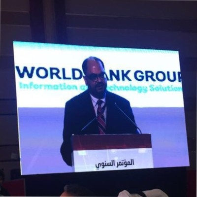 The World Bank is preparing to increase cooperation with Iraq and support the response to the financial crisis Mr-Syed-Mehdi-Hassan-WB