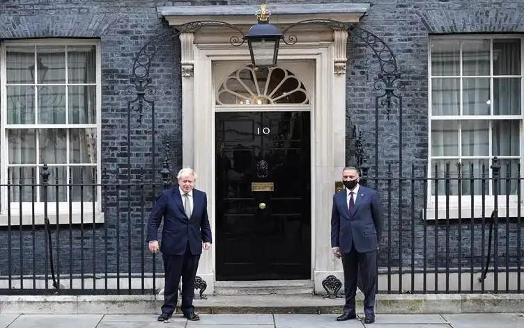 IBBC Members meet with the Iraqi Prime Minister and his delegation in London (21-22 October) Borris-and-Iraqi-PM-photo
