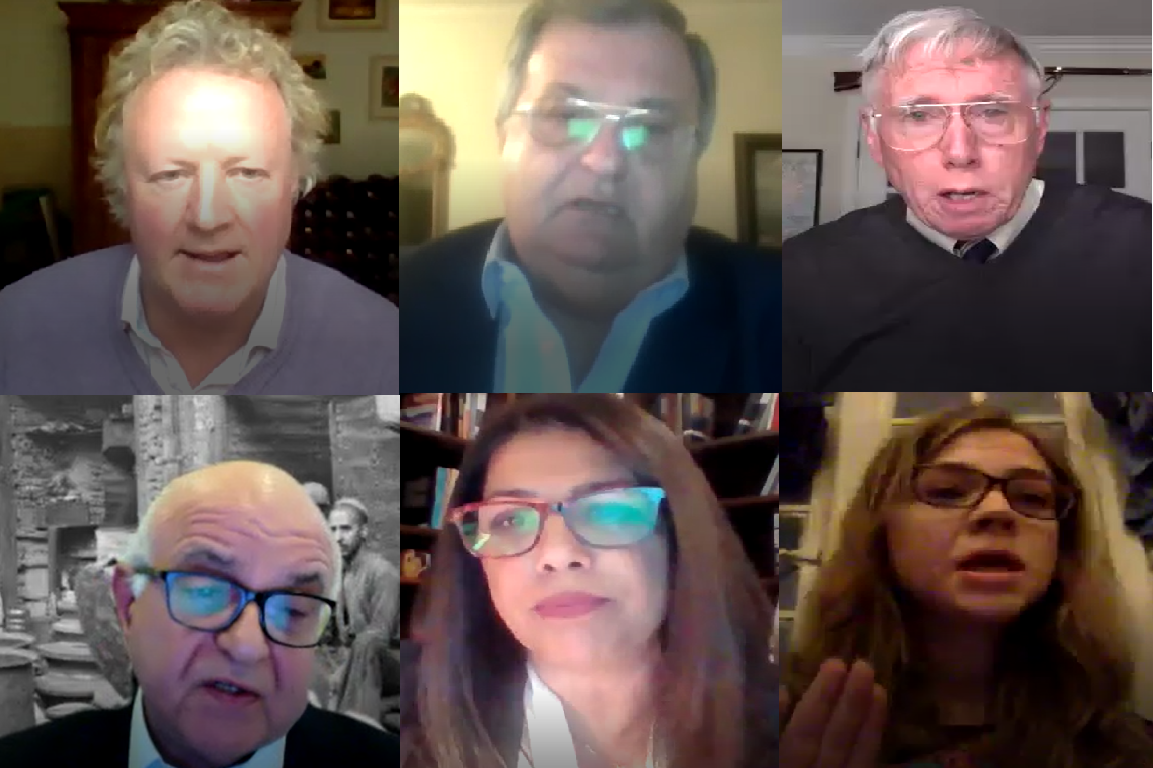 IBBC discuss Government of Iraq's White Paper Webinar-group-photo