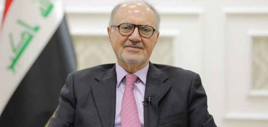 """IBBC and CMEC partner to host """"A Conversation with His Excellency Dr Ali Allawi, Iraq's Deputy Prime Minister and Minister of Finance"""". Dr-Ali-Allawi"""