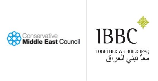 CMEC hosts IBBC and three leading IBBC members on the importance of Iraq to British business. CMEC-IBBC-logo