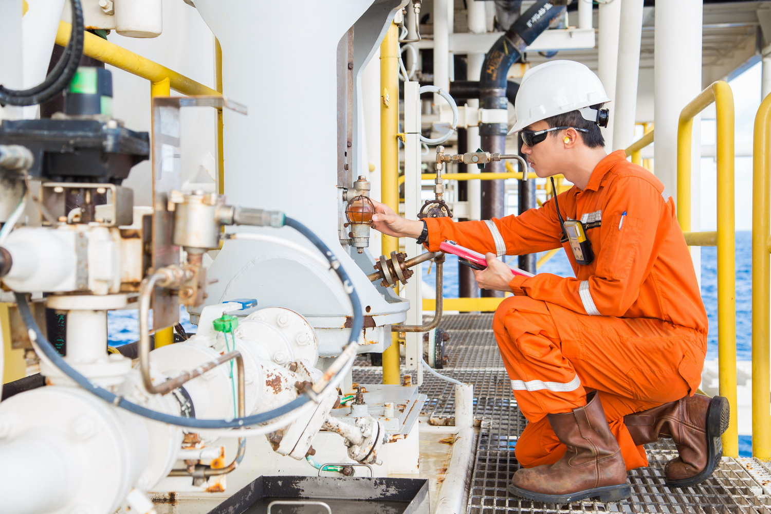 Maintenance and reliability Petroleum Oil and Gaz Eurotech Training Consultancy Recruitment Fadi Jawad Course