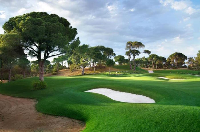 Golf Holiday in groups to Voyage Belek Golf – Turkey