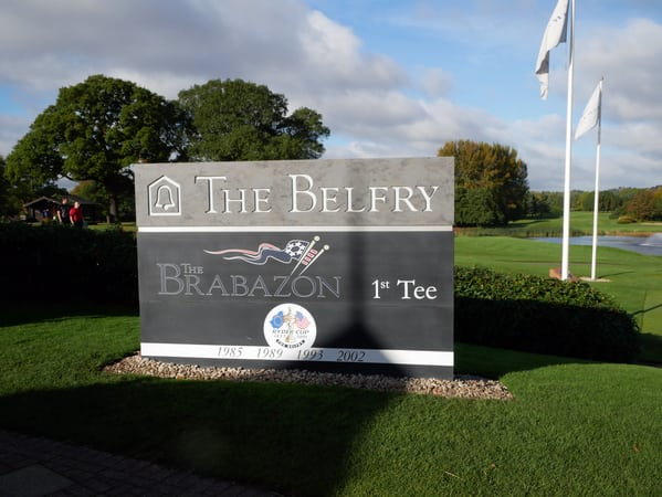 Golf Weekend Away The Belfry – UK